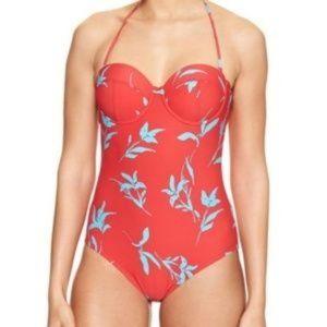 NWOT {GapBody} Halter Top Swimsuit